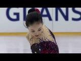 Akari MATSUBARA JPN Ladies Short Program - GDANSK  2017