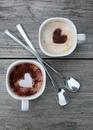 - На сколько крепким сделать тебе кофе?