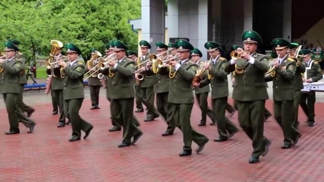 Cruel Angel's Thesis - Belarusian army