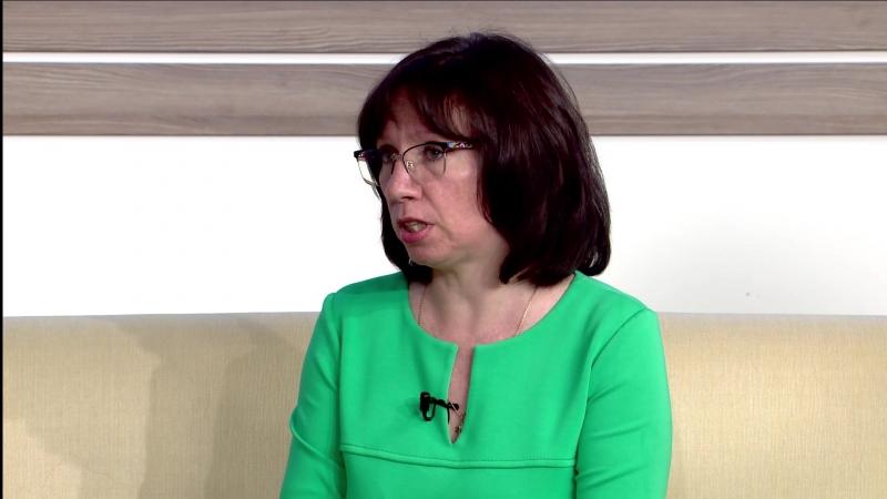 Наталья Михайловна Соломахина, начальник Липецкого центра по гидрометеорологии и мониторингу окружающей среды.