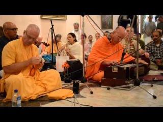 Indradyumna Swami BBGovinda Swami Bada Hari Prabhu