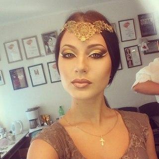 Визажист арабский макияж
