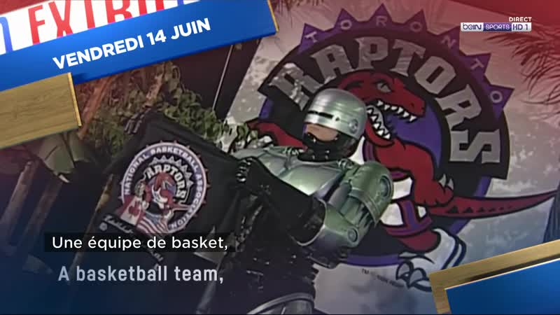 NBA Extra - 14 06 2019 - French