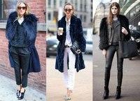 Модные Куртки Шапки