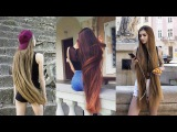 The Most Beautiful Extremely Long Hair Girls