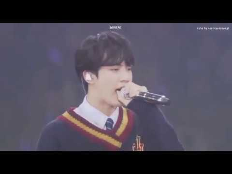 BTS Jin Vocal Live Japan Fanmeeting Vol 4-Crystal Snow Dont Leave Me Let Go Pied Piper DNA Go Go...