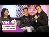 Vine Stars Cameron Dallas & Marcus Johns w/ Backstage BFF | VH1