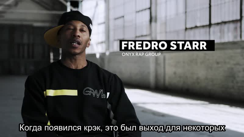 Quiet Storm - The Ron Artest Story (2019) - Fredro Starr (with Russian subtitles)