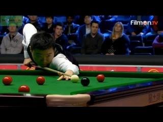 Ding Junhui 105 v Barry Hawkins QF Champion of Champions
