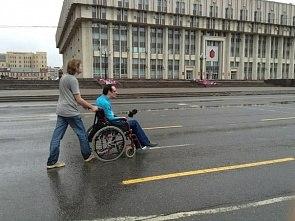 Пригодность города для Инвалидов. Тула и Клин