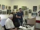 Всеукраїнська кампанія Пам ять нації в краєзнавчому музеї провела презентацію організації ознайомила присутніх з козацькими с