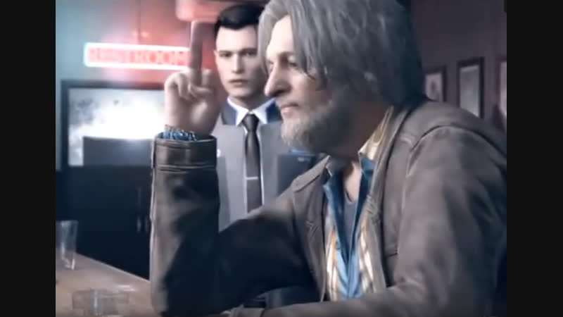 「⊱ detroit become human ⊰」 hank anderson