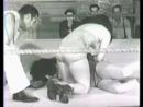 Ida Mae Martinez vs Terry Majors 1950s TV Wrestling From Holloywood female ladies womens lady