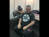 Реакция Абдулманапа на победу Халида Муртазалиева