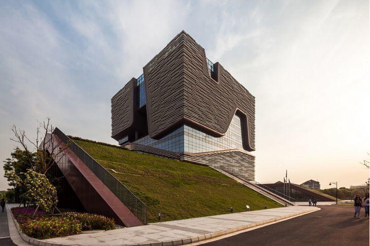 корпус университета Xi'an Jiaotong-Liverpool от Aedas в Китае