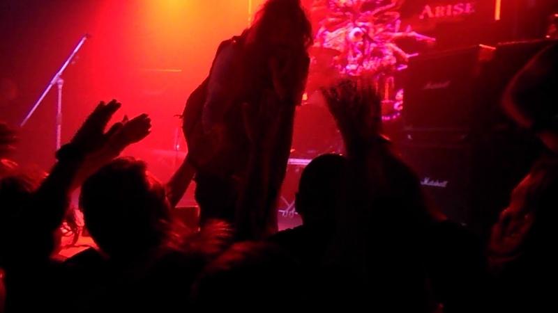 Max Iggor Cavalera - Ace of Spades (Motörhead cover). Live in Khabarovsk. Velicano club 24.09.2018