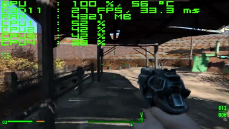 [MAW] Затычный футуризм (GeForce GT 420) - Вторичка