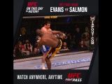 #OnThisDay in 2007: Evans vs. Salmon