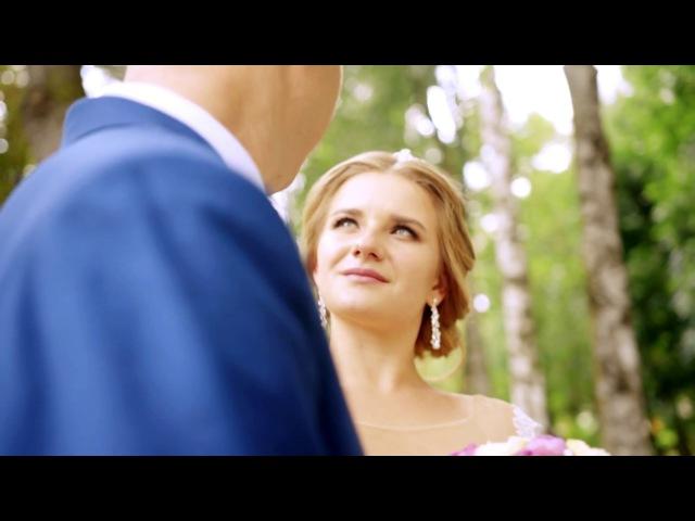 Самая красивая свадебная прогулка Анастасии и Виталия. Видео, фото свадеб 89282615604