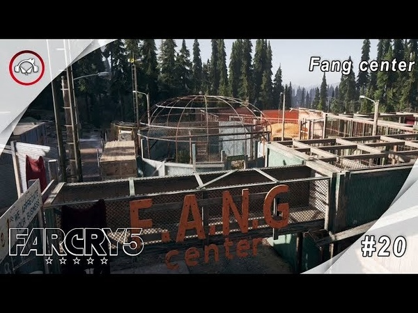 Far Cry 5, Fang center Gameplay 20 PT-BR