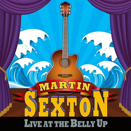 Martin Sexton альбом Live at the Belly Up