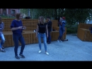 Танцы в Мичуринском парке г.Сыктывкара 08.07.2018 - 04 - Белая - Анна Плетнёва