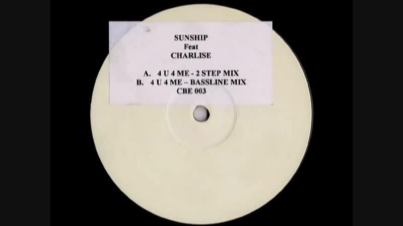 [2][132.34 A] sunship ★ charlise ★ 4 u 4 me ★ 2 step mix