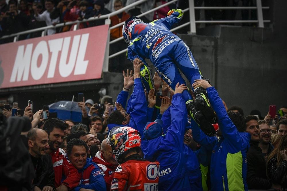 Фотографии Гран При Валенсии 2018