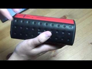 Mocreo Sound Bar - влагозащищенная bluetooth колонка и медиаплеер