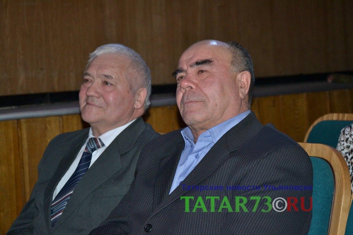 Флорис Галимьянов и Зуфар Батыров