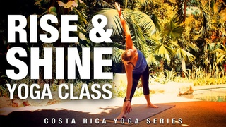 Rise and Shine Yoga Class - Five Parks Yoga