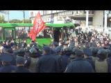 Харьков Арест Лидеров Мирного Митинга! Kharkiv Arrests of Leaders of a Peace Rally!