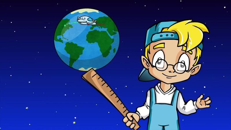 Можно ли измерить окружность Земли? - Профессор Почемушкин