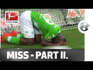 Oops, He Did It Again - Malanda Misses Another Sitter