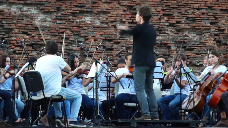 CHIȘINAU YOUTH ORCHESTRA la Oradea Summer Film 2017
