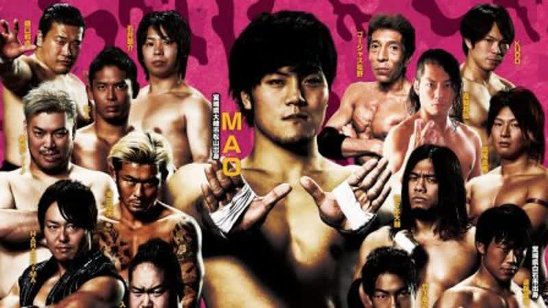 DDT MAO Homecoming 2018: Dramatic Dream Taiseikan Sato Is Where The School Is Located (2018.11.11)