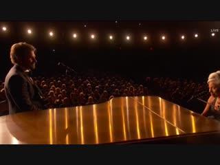 Lady Gaga and Bradley Cooper - Shallow (Oscars 2019)