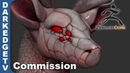 Xalis COMMISSION - ZBrushCore SpeedSculpt