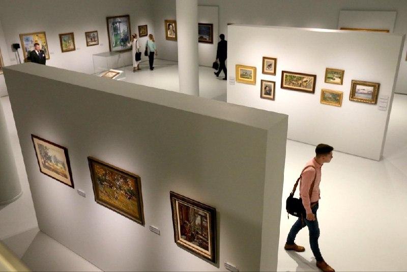 Новая экспозиция откроется в Музее русского импрессионизма на Ленинградке 31 мая