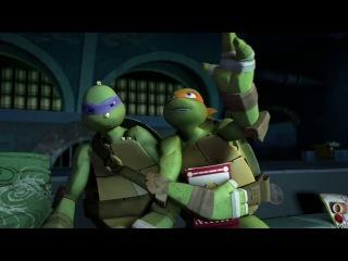 Teenage Mutant Ninja Turtles | Черепашки Мутанты Ниндзя 2 сезон 8 серия