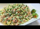 Новогодний Салат ОЛИВЬЕ 1001 рецепт НОВОГОДНИЙ ХИТ, Безумно Вкусный. Salad.