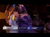 Марадона станцевал с аргентинской моделью в итальянском шоу талантов
