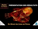 19 11 2018 Momies de Nazca Résultats Alien Project 2018 NURÉA TV GREPP