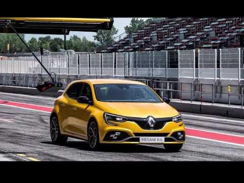 Renault Mégane 4 R S Trophy