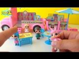 Puzirek.by МАШИНА ЛОЛ сюрприз ! КОРОБКА LOL ! LOL surprise #ЛОЛ #Куклы ЛОЛ LOL Dolls Surprise