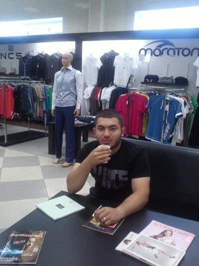 Гарик Агаян, 11 мая , Нефтеюганск, id147311155