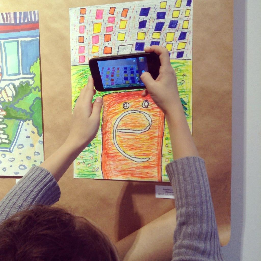 Выставка по итогам Симбирск-Ульяновск глазами детей 2013