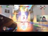 Doomfist 1v6 in KR ranked (streamer POV)