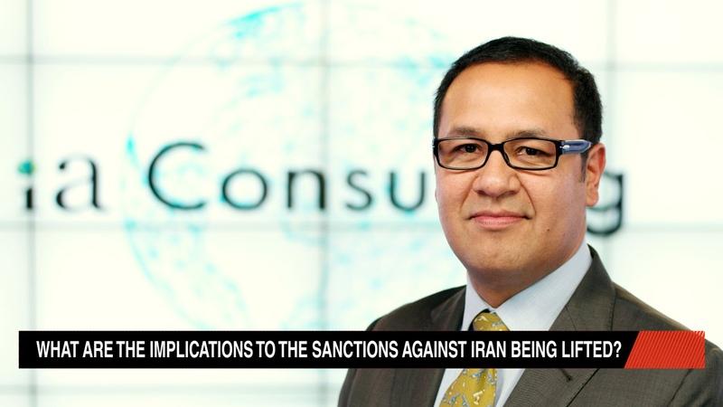 Интервью • Отмена санкций для Ирана