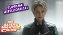 Annette Bening Talks Supreme Intelligence in Marvel Studios' Captain Marvel